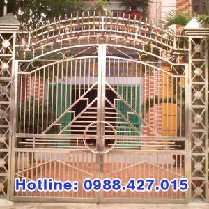 cổng inox