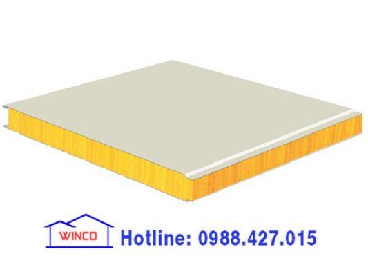 panel bông thủy tinh phẳng