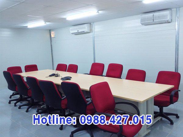Phòng họp nhà điều hành