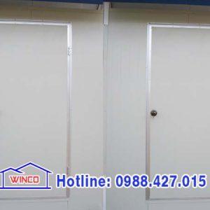 cửa panel đơn 1 cánh