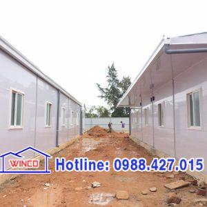 Dự án Nhà văn phòng Hòa Phát ở Dung Quất
