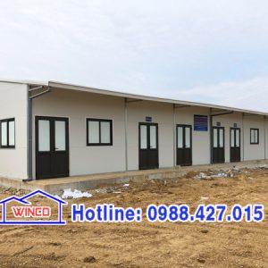 Nhà văn phòng lắp ghép ở Hà Trung, Thanh Hóa